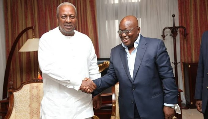 ITLOS ruling: Debt of gratitude to Akufo-Addo, former Attoney General – Mahama