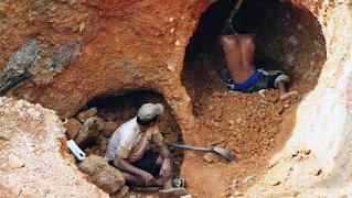"""La minería """"secreta"""" de oro en Cuba"""