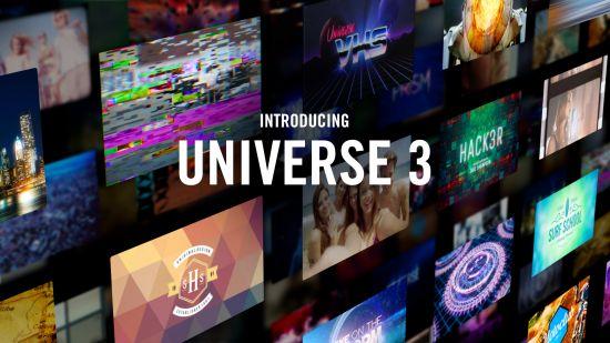 تحميل فلاتر وانتقالات Red Giant Universe 3.0.2 لجميع البرامج للماك والويندوز