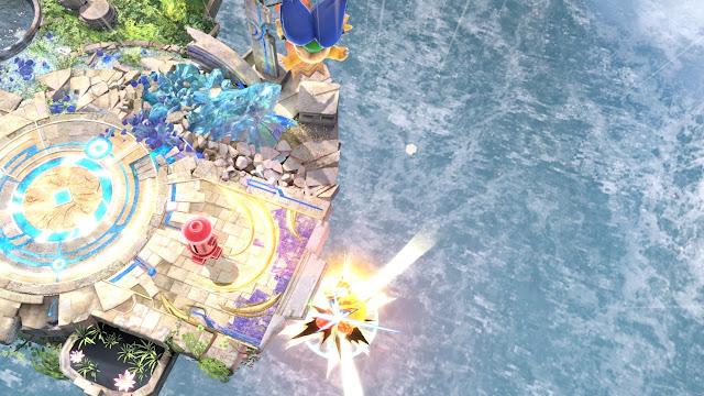 Super Smash Bros. Ultimate Abandon Ship Ludwig Von Koopa Koopa Clown Car