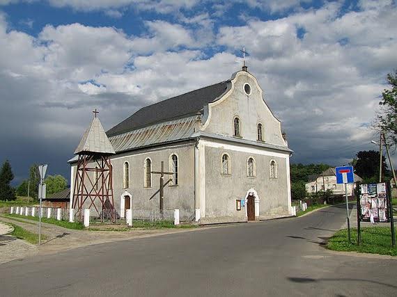 Kościół ewangelicki w Bukowcu