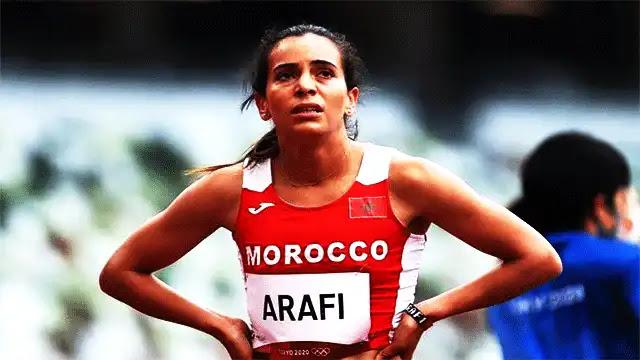 أولمبياد طوكيو.. رباب عرافي تفشل في بلوغ نهائي سباق 800 متر