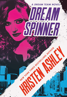 Book Review: Dream Spinner (Dream Team #3) by Kristen Ashley | About That Story