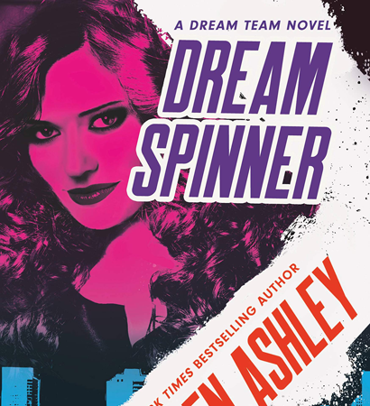 Book Review: Dream Spinner (Dream Team #3) by Kristen Ashley
