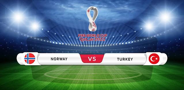 Norway vs Turkey Prediction & Match Preview