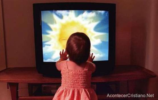 Consecuancias niños mirar televisión