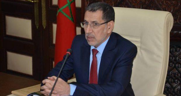 """العثماني يترأس حفل تسليم جوائز """"امتياز"""" ل2017"""