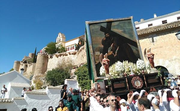 Moclín celebra su romería del Cristo del Paño este sábado
