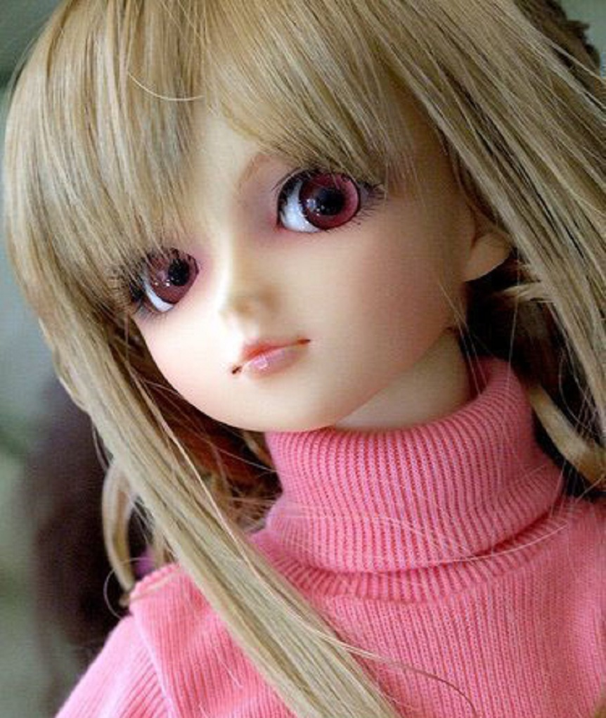 Cute Baby Barbie Doll Wallpaper