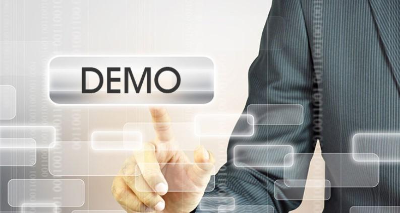 Forex akun demo