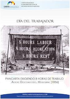 1ro de mayo: Día del Trabajador