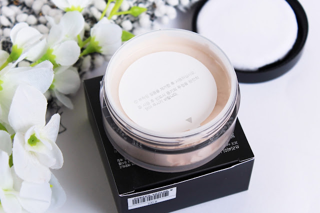 3CE Stylenanda, Natural Finish Loose Powder #001 Radiant Light Beige