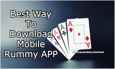 Mobile Rummy App Download