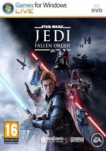 Star Wars Jedi:Fallen Order {Deluxe Edition} CODEX + FitGirl + CorePack Repack (38.92 Gb)