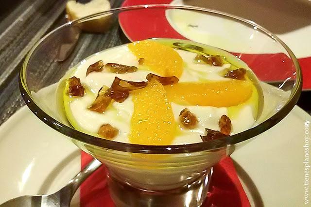 Comer en Priego de Cordoba mazamorra andalucia