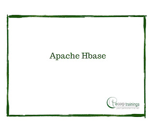 Apache Hbase training