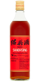 Shaohsing Chinese cooking rice wine