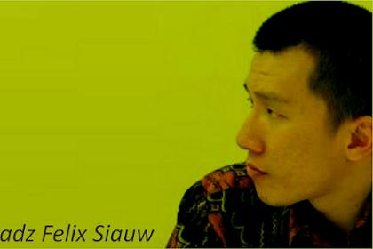 Pengajiannya Dibubarkan, Felix Siauw: Apapun yang Terjadi Dakwah tidak Boleh Berhenti