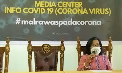 Juru Bucara Covid-19 Malra dr Katrinje Notanubun