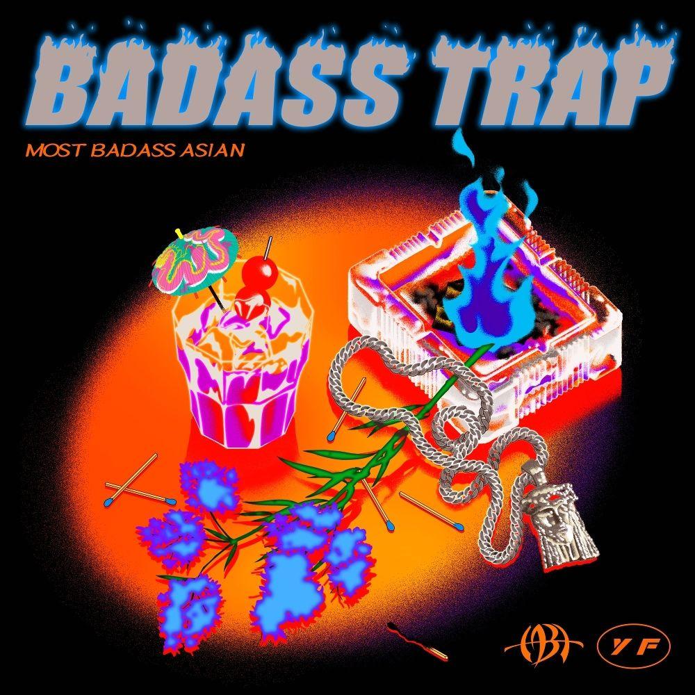 MBA (Most Badass Asian) – BADASS TRAP – EP (ITUNES MATCH AAC M4A)
