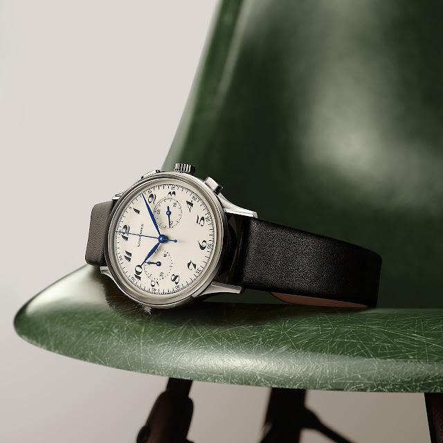Longines Heritage Classic Chronograph 1946 L2.827.4.73.0