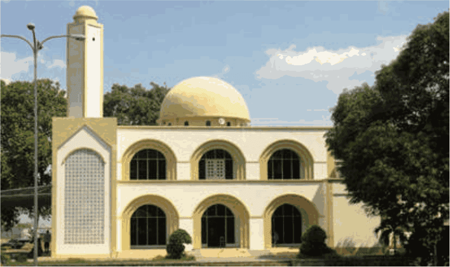 Urgensi Masjid - MPM-UIN