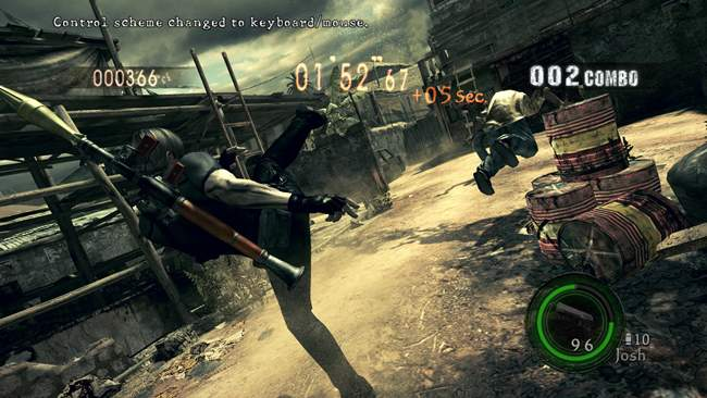 Resident Evil 5 Full Version Setup