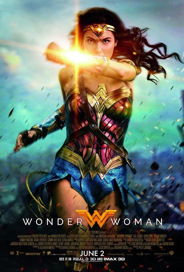 Wonder Woman 2017 Full Movie Free Download