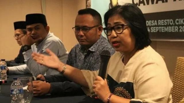NasDem: Buat Apa Pilpres Kalau Semua Gabung Pemerintah