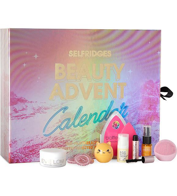 2016 beauty calendar, selfridges beauty advent calendar, beauty advent calendar, makeup advent calendar, makeup calendar, beauty calendar,