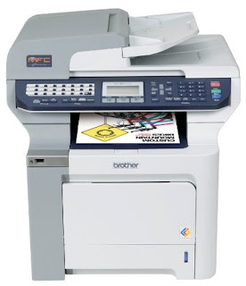 Brother MFC-9840CDW Driver Download