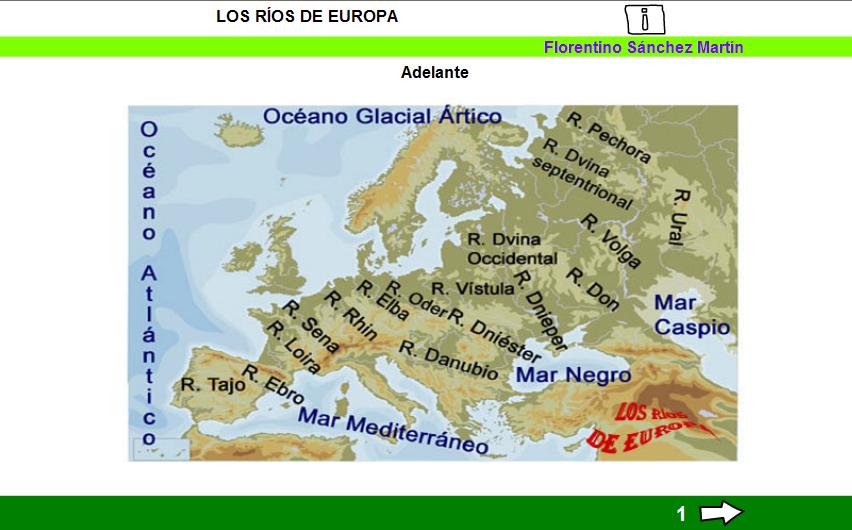 el blog de arcicarmen TEMA 1 EUROPA relieve costas ros