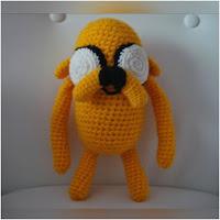 http://amigurumislandia.blogspot.com.ar/2019/08/amigurumi-jake-canal-crochet.html