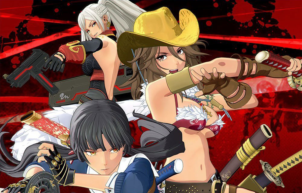 onechanbara origin west release