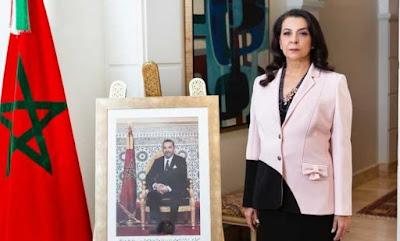 قريبا سفيرة المغرب بمدريد تعود للعاصمة الإسبانية بعد انفراج الازمة بين البلدين بعد الخطاب الملكي الاخير