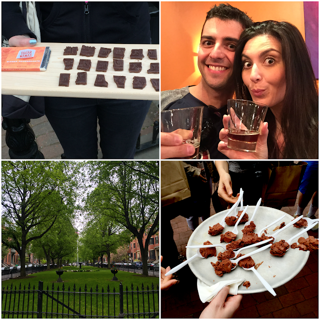 South End Chocolate Walking Tour