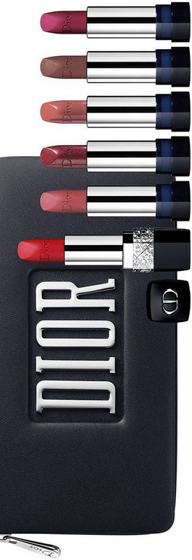 Dior Bijou Edition Rouge Dior Couture Lipstick Refill Set