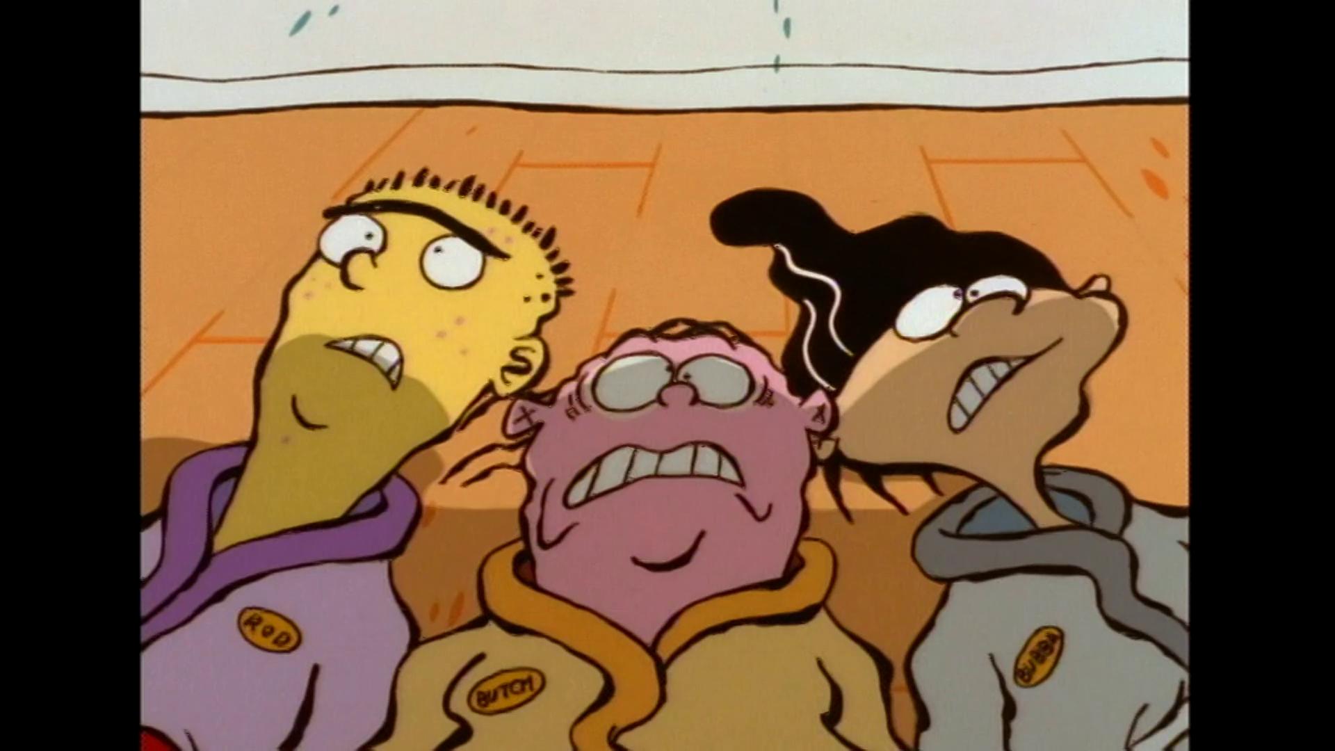 Ed Edd y Eddy (1996) Temporada 1 1080p WEB-DL Latino
