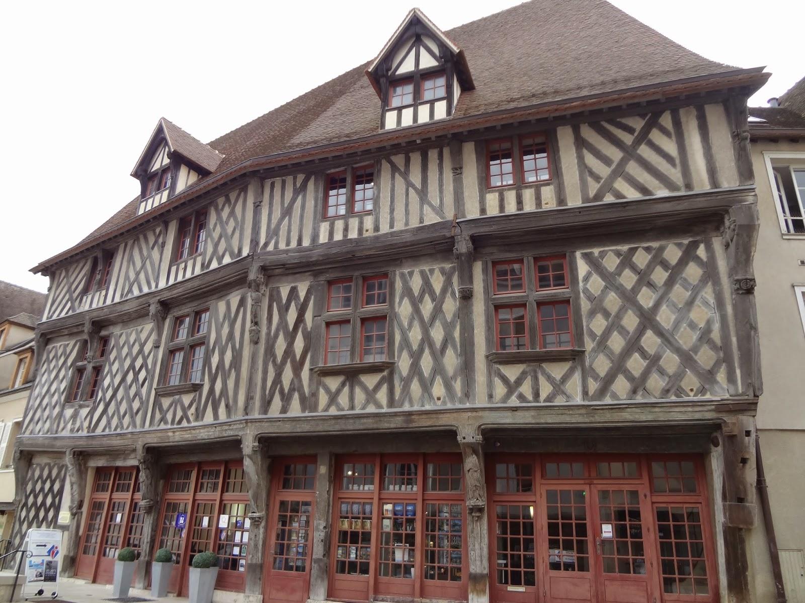 Oficina de Turismo de Chartres
