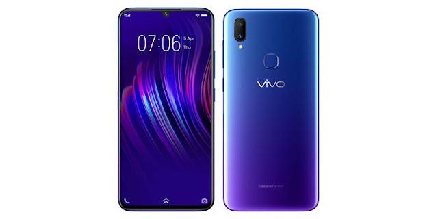 Harga dan Spesifikasi Vivo V11