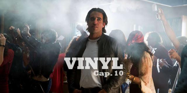CAP 10 - Zak traza un peligroso plan para derribar a Richie. Los excesos de Kip amenazan un importante concierto de Nasty Bits.