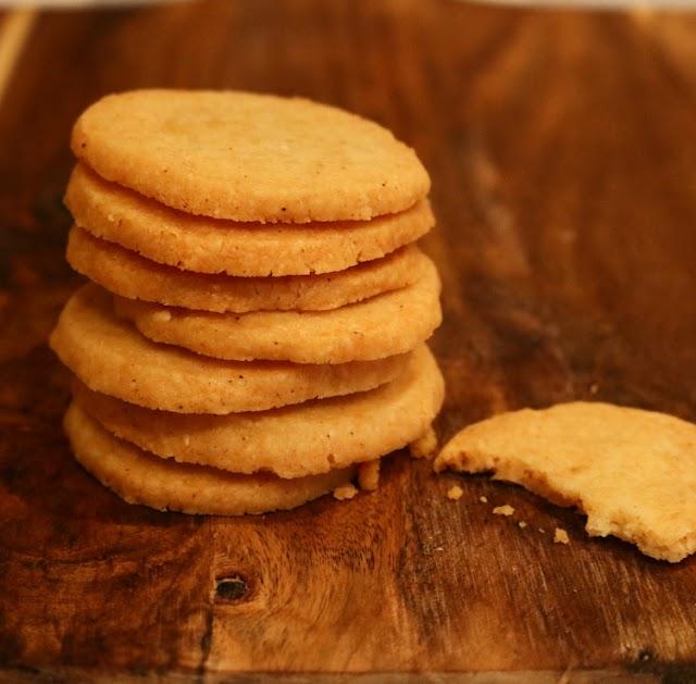 Parmigiano Reggiano Biscuits