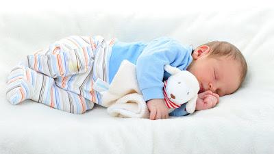 Bayi Tidur Lebih Nyenyak