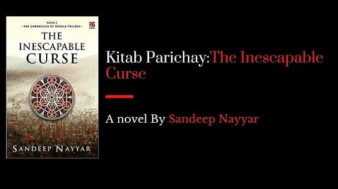 Kitab Parichy: The Inescapable Curse by Sandeep Nayyar