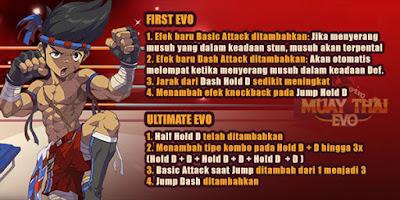 Muay Thai Evolution Lost Saga Indonesia