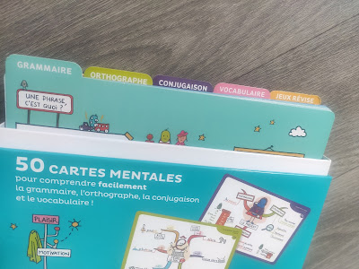 coffret cartes mentales eyrolles cycle 2