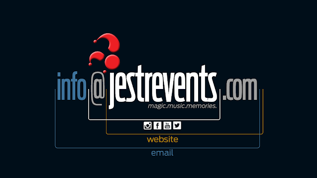 Jester Events - You mean Jestr Events!