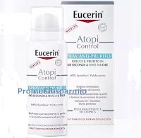 Logo Eucerin : diventa tester Atopicontrol Spray ( 300 tester selezionate)