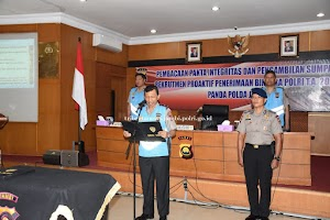 Wakapolda Jambi Pimpin Penandatanganan Fakta Integritas Rekruitmen Proaktif