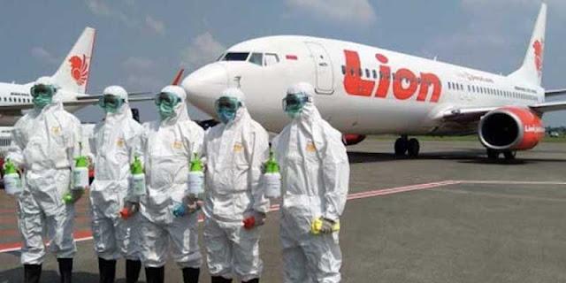 Lion Air: Penerbangan Charter Wuhan-Jakarta Sudah Dapat Izin Ditjen Hubud